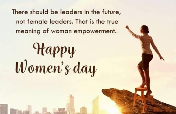 Happy Women Day Quotes