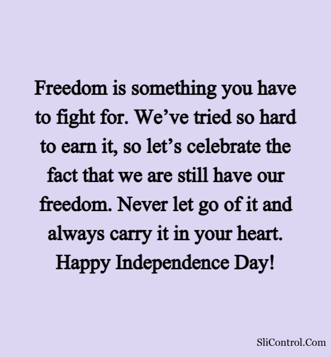 independence day speeches