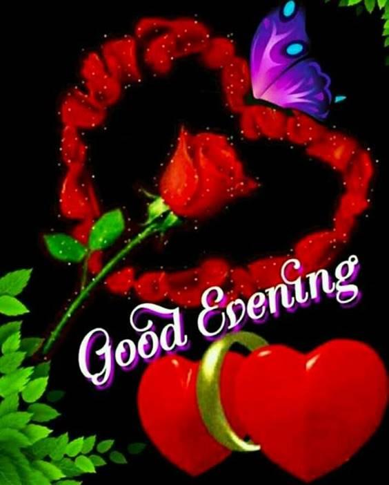 good evening dear and good evening graphics